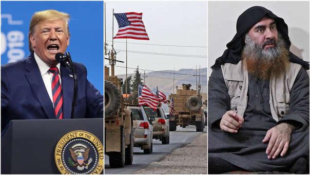 DONALD TRUMP ISIS