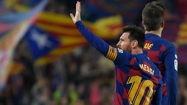 Jugador de Valladolid se rindió ante Lionel Messi con sorprendentes declaraciones: