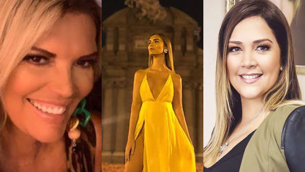 Marina Mora vuelve a criticar a Jessica Newton y Ángela Ponce