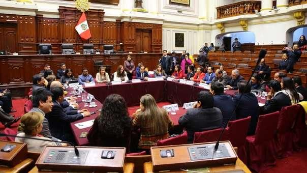 Los congresistas disueltos ya no cuentan con inmunidad parlamentaria.