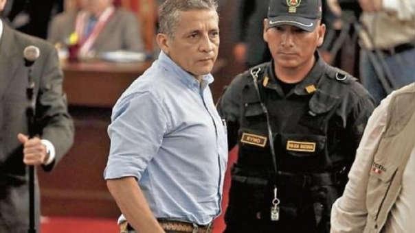 Anatauro Humala cumplea una sentencia de 19 años de prisión por ser agitador y cabecilla en el caso 'Andayhuaylazo'.