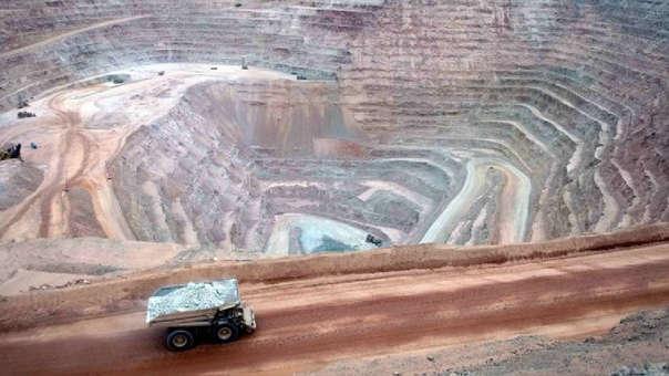 Perú es el segundo mayor productor mundial de cobre y el sector minero representa el 60% de sus exportaciones