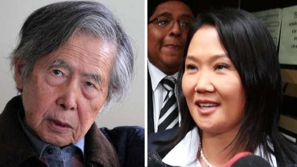 Alberto Fujimori - Keiko Fujimori