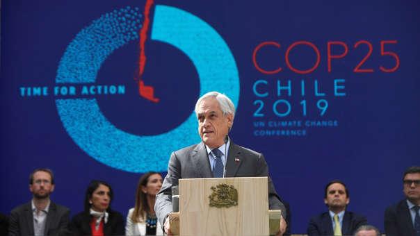CHILE CAMBIO CLIMTICO
