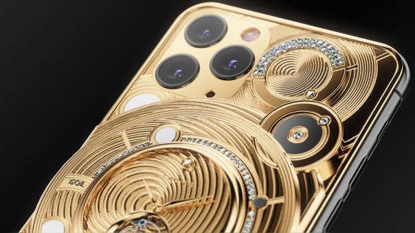 Así luce el iPhone 11 Pro Max elaborado por
