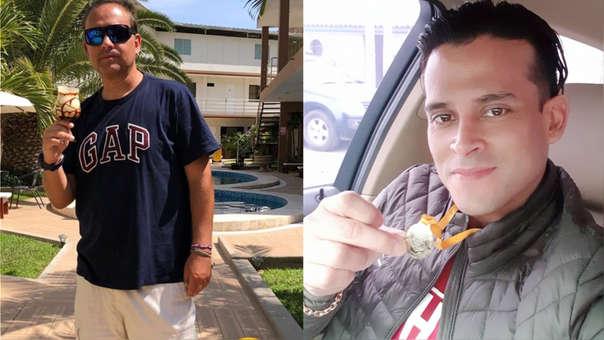 Christian Domínguez no se sintió aludido por el