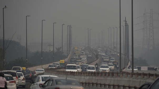 INDIA-ENVIRONMENT-POLLUTION-SMOG