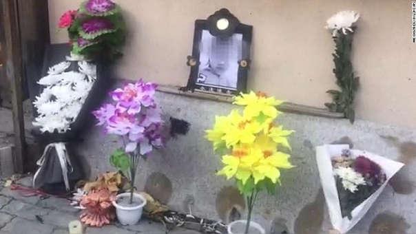 Menor asesinada en China