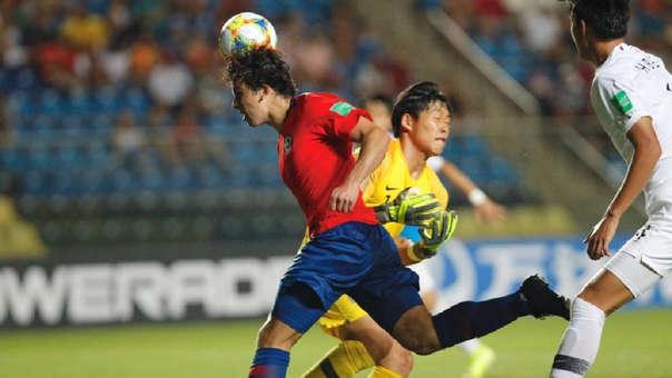 Chile vs. Corea del Sur