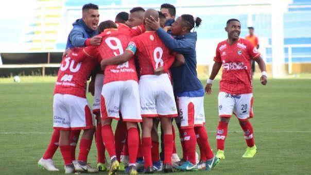 Cienciano está en la punta de la Liga 2 del fútbol peruano