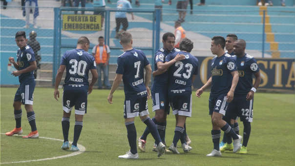Sporting Cristal vs. Carlos A. Mannucci EN VIVO: celestes ganan 1-0 por la fecha 14 del Torneo Clausura