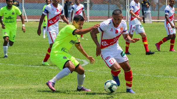 Atlético Grau vs. Sport Loreto
