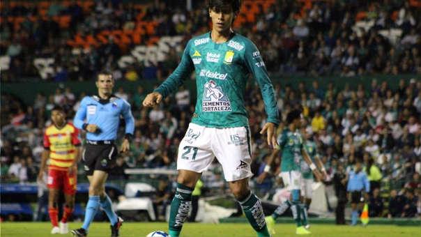 León y Monarcas Morelia empatan 1 a 1 por la Liga MX