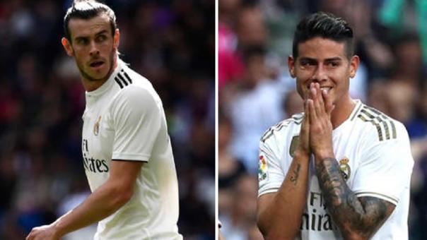 Gareth Bale - James Rodríguez