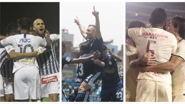 Alianza, Universitario y Cristal: el camino rumbo al título del Torneo Clausura