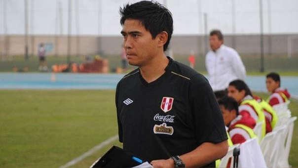 Ernesto Arakaki es el nuevo director deportivo de menores de la Federación Peruana de Fútbol