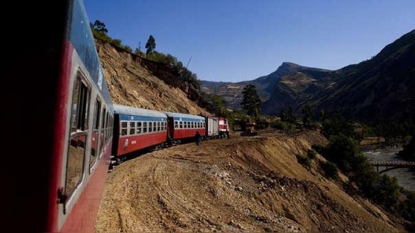 Nueve empresas de Asia, Europa y América están interesadas en la rehabilitación del Ferrocarril Huancayo-Huancavelica.