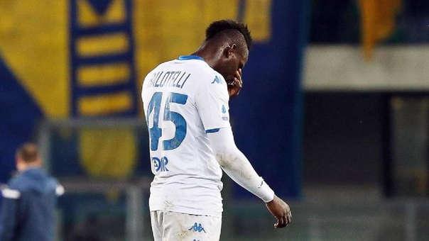 Mario Balotelli respondió a los hinchas de Verona tras los insultos racistas recibidos