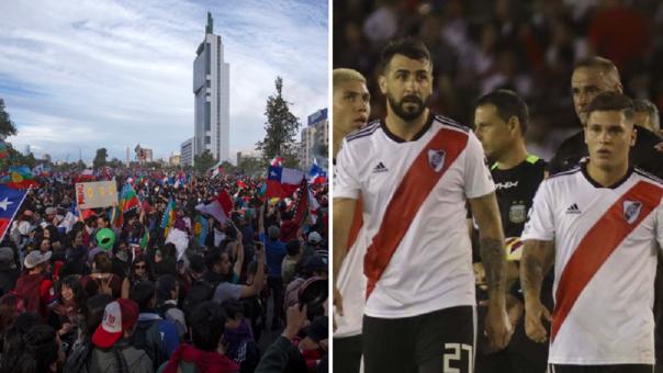 Copa Libertadores - River Plate vs. Flamengo