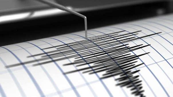 Un sismo de regular intensidad se sintió en varias ciudades del centro de Chile.