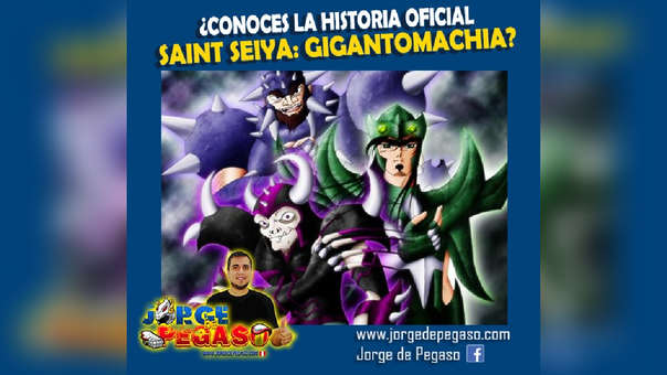 Saint Seiya Gigantomachia