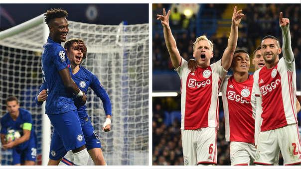 Revive el electrizante empate por 4-4 entre Chelsea y Ajax por la Champions League