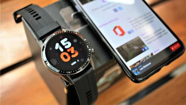 NIUSGEEK tuvo a prueba un Huawei Watch GT 2