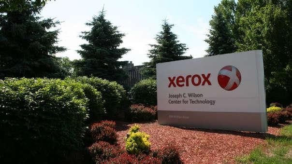Xerox estaría interesado en comprar la división de usuario final de HP