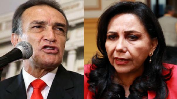 Héctor Becerril y Gloria Montenegro