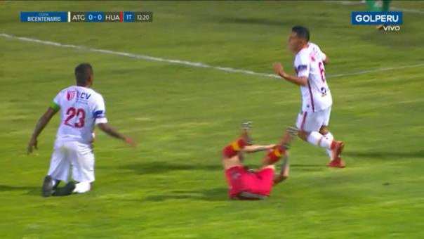 Sport Huancayo vs. Atlético Grau
