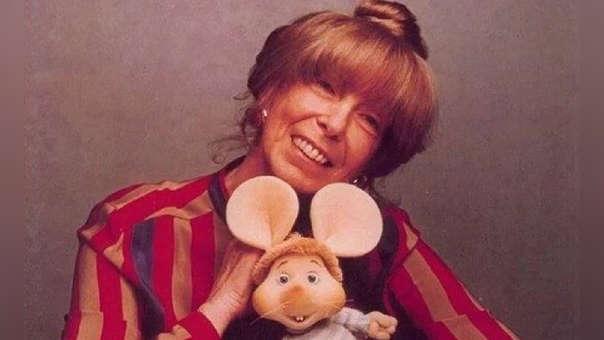 La italiana Maria Perego popularizó a Topo Gigio en la década del sesenta y setena a nivel mundial.