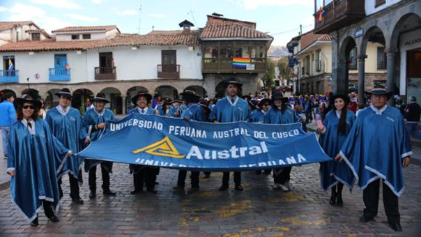 Universidad Austral del Cusco