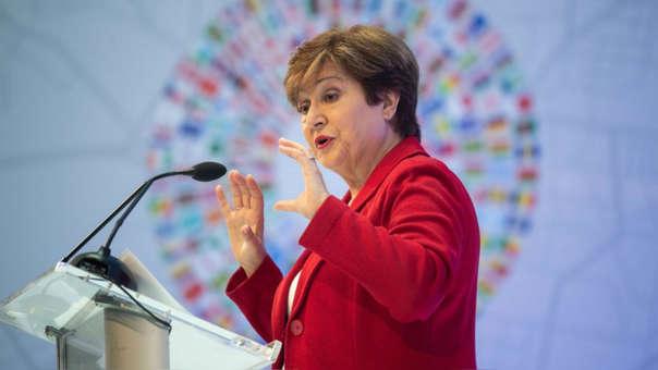 Georgieva pidió medidas para garantizar que