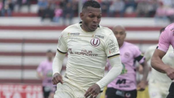 ¡Está de vuelta! Alberto Quintero vuelve al once de Universitario para enfrentar a Ayacucho FC por el Torneo Clausura