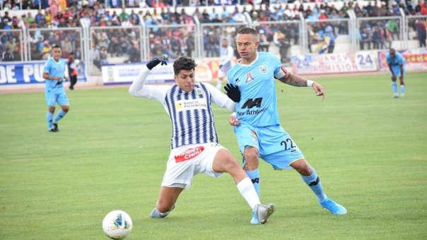 Alianza Lima empató 0-0 ante Binacional por la fecha 15 del Torneo Clausura