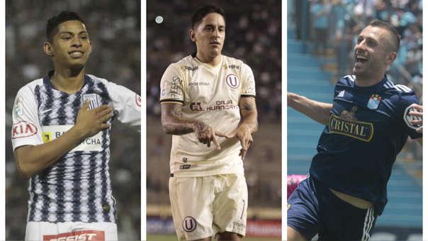 Alianza, Universitario y Cristal: los partidos restantes por el título del Torneo Clausura