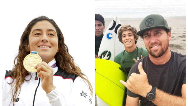 Daniella Rosas y Gabriel Aramburú, los peruanos nominados a los premios Panam Sports