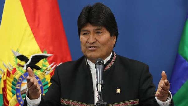 Evo Morales, el líder indígena que en 13 años sacó adelante a uno de los países más pobres de América Latina.