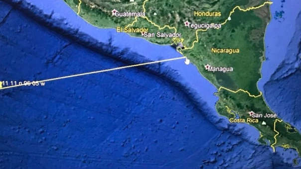 EE.UU. detectó posible tsunami
