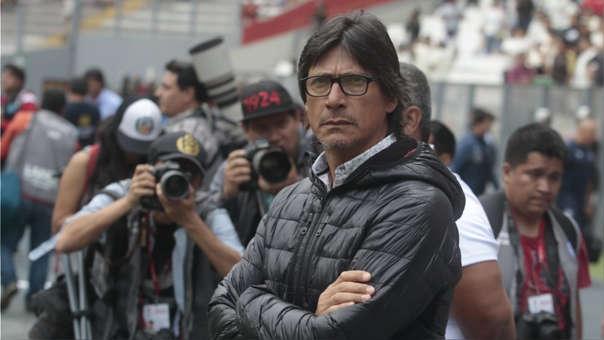 Ángel Comizzo fue invitado por River Plate para presenciar la final de la Copa Libertadores ante Flamengo