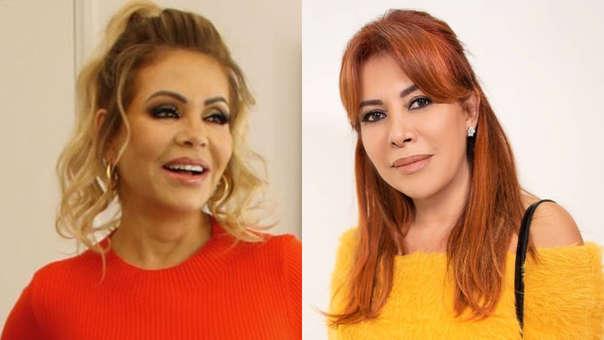 Gisela Valcárcel a Magaly Medina sobre supuesto veto de Tula Rodríguez en la Teletón: