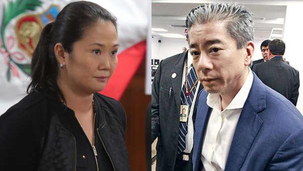 Keiko Fujimori-Jorge Yoshiyama