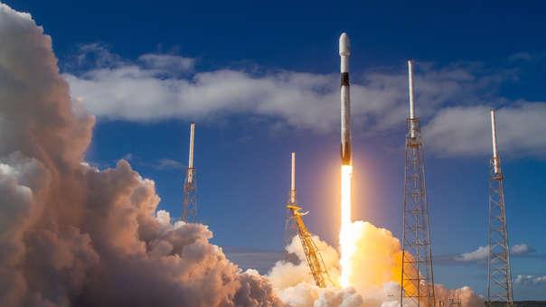 SpaceX lanzamiento de cohetes