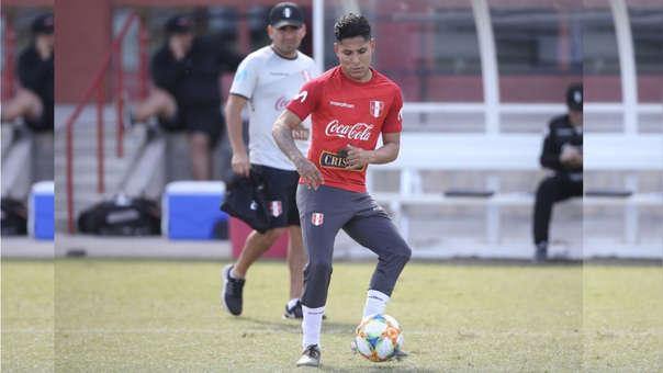 Perú cumplió su cuarto entrenamiento en Miami
