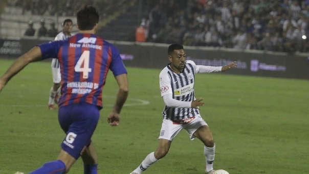 Luis Ramírez sobre penal fallado de Adrián Ugarriza: