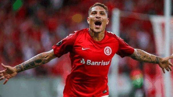 ¡Hay 'Depredador' para rato! Paolo Guerrero continuará en Inter de Porto Alegre, aseguró presidente del club