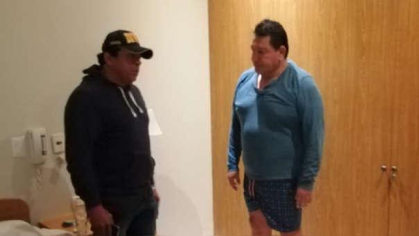 Félix Moreno fue capturado en una vivienda de la calle Pachacamac en el distrito de Cieneguilla.