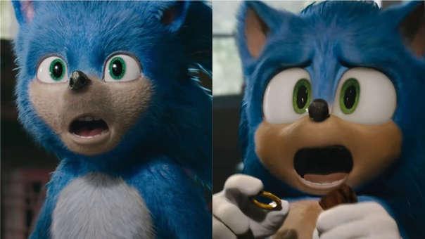 Sonic the Hedgehog nuevo diseño