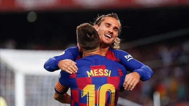 ¡Lo dijo todo! Jugador de Barcelona reveló la relación entre Lionel Messi y Antoine Griezmann