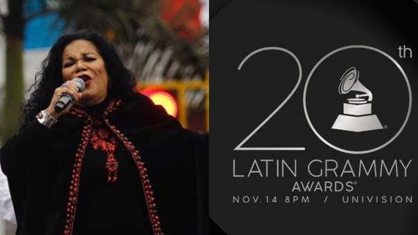Eva Ayllón será homenajeada durante una ceremonia previa a los Latin Grammy 2019